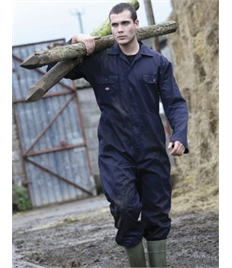 WD002 Navy Coverall