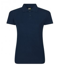 RX101F Ladies Navy Polo Shirt 3XL-4XL
